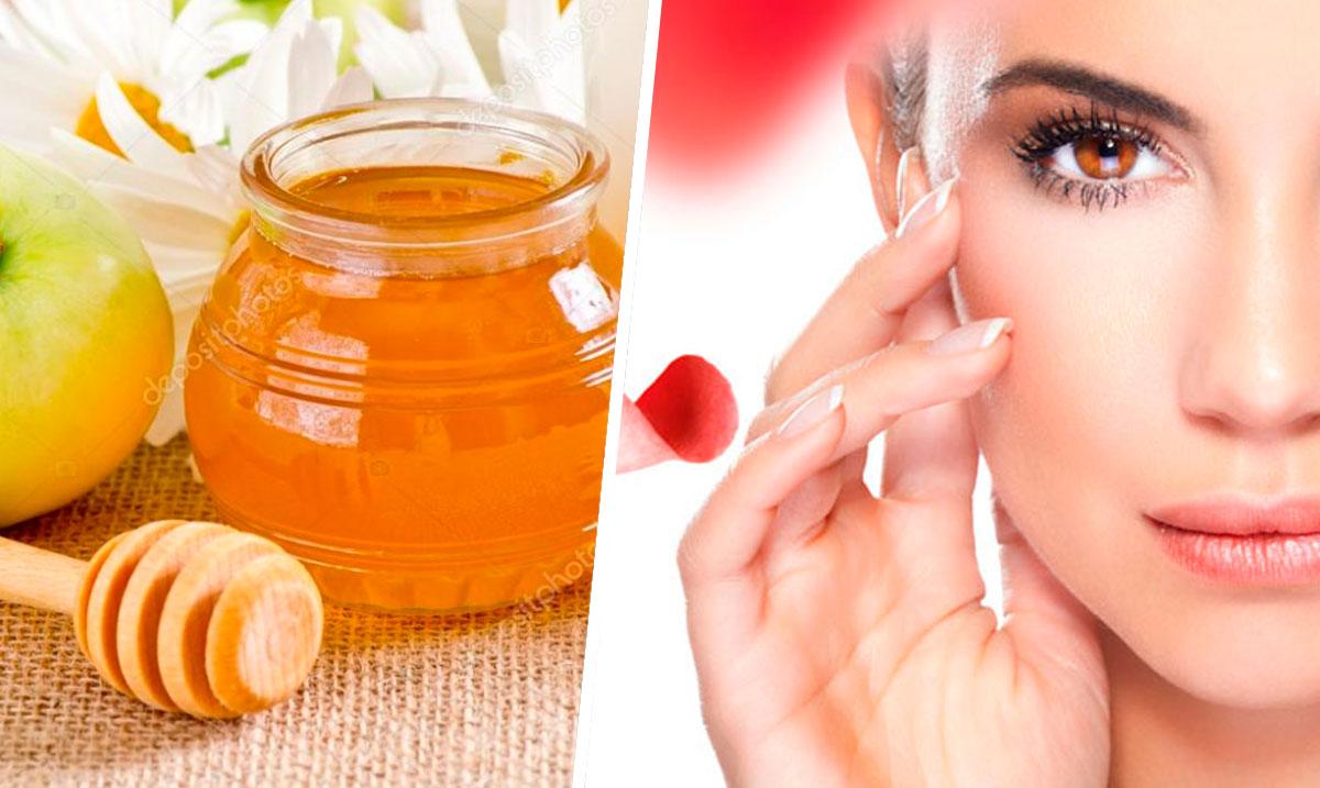 Resultado de imagen para Un remedio casero con manzana, leche y miel que te dará un rostro más joven