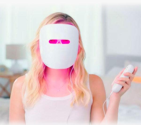 Máscaras Fototerapia Anti-Acné